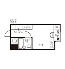 ドーミー駒沢地図