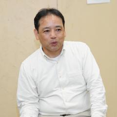 山田 聖講師のプロフィール写真。