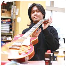 ギタークラフト・リペア科