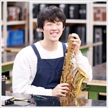 管楽器リペア科