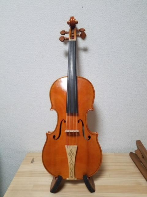 バロックバイオリンの画像