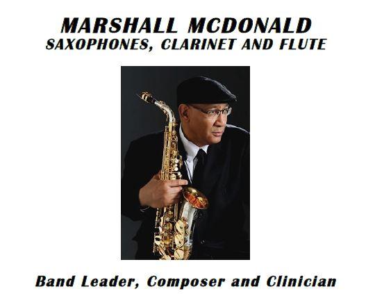 Marshall Macdonald氏のプロフィール写真。